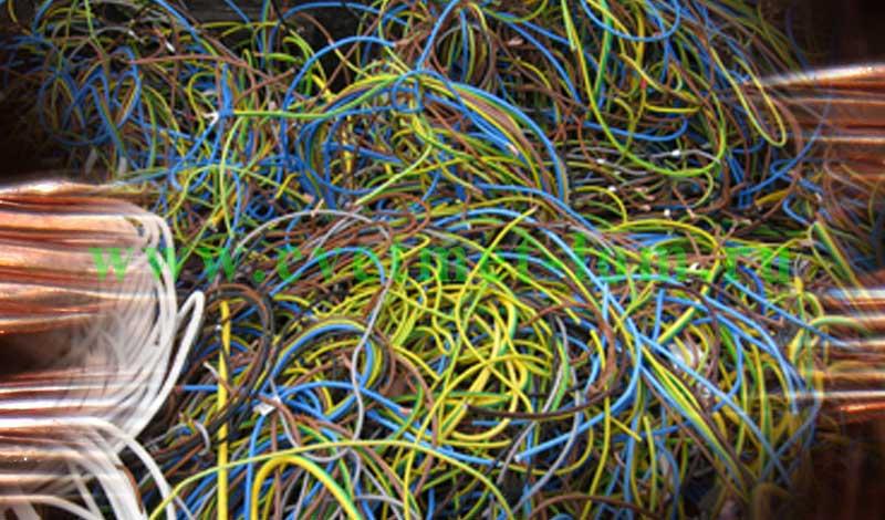Как очистить медный кабель от изоляции деньги в кндр